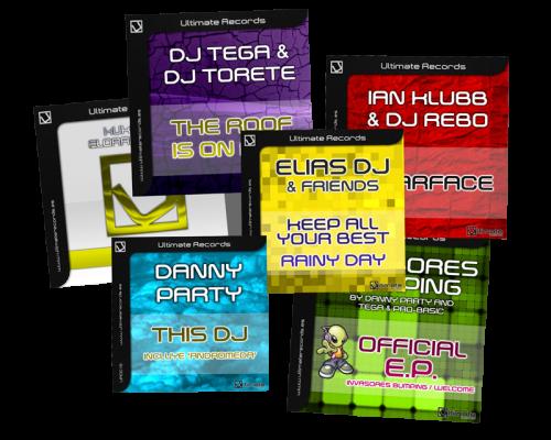 Nuevos trabajos digitales y un Free Download